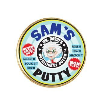 Dr David's Intelligent Putty - Sam