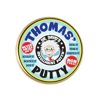 Dr David's Intelligent Putty - Thomas