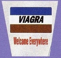 Shot Glass Viagra Welcome