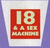 Shot Glass 18 Sex Machine