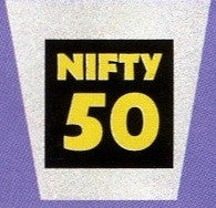 Shot Glass 50 Nifty