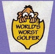 Shot Glass World's Golfer