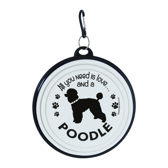 Pet Dog Travel Bowls