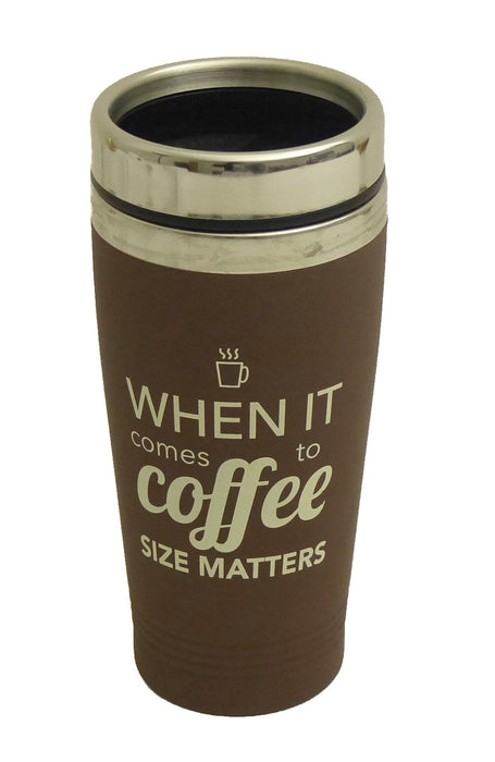 When It Comes To Coffee
