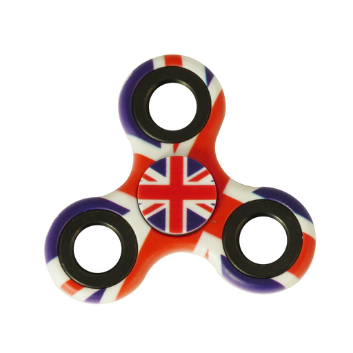 Union Jack Fidget Spinner