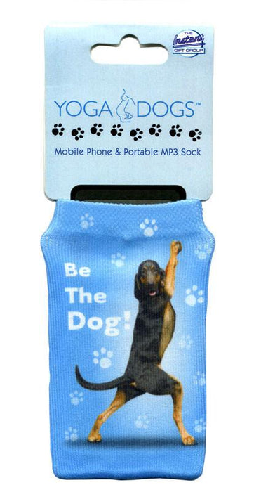 Be The Dog Phone Sock - Yoga Pets