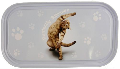 Purrfectly Cat Fridge Magnet - Yoga Pets