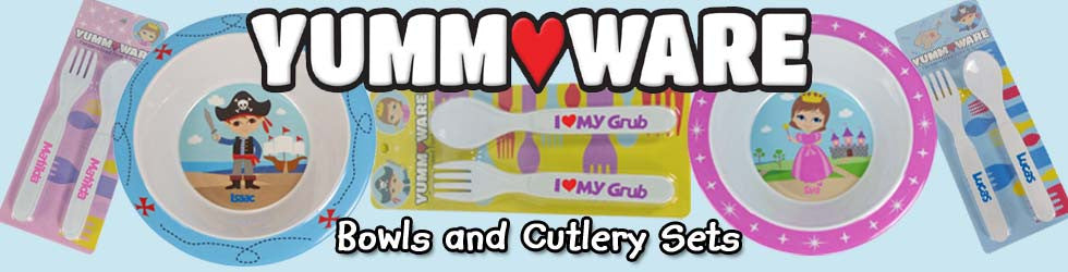 Yummware Childrens' Tableware