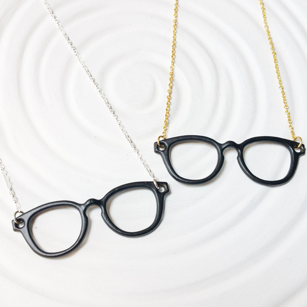 Glasses Bar Necklace | Sunglasses Necklace