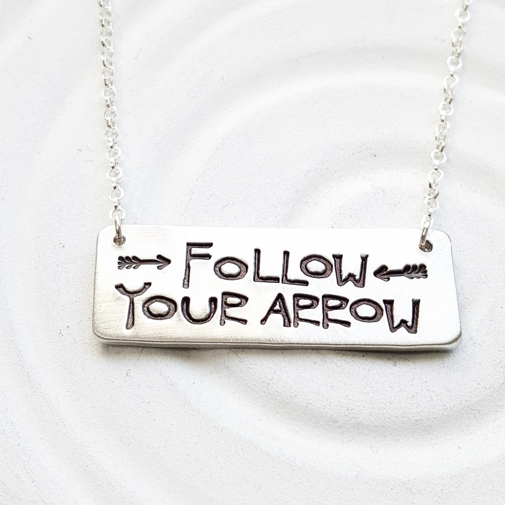 Follow Your Arrow | Navajo Inspired Jewelry