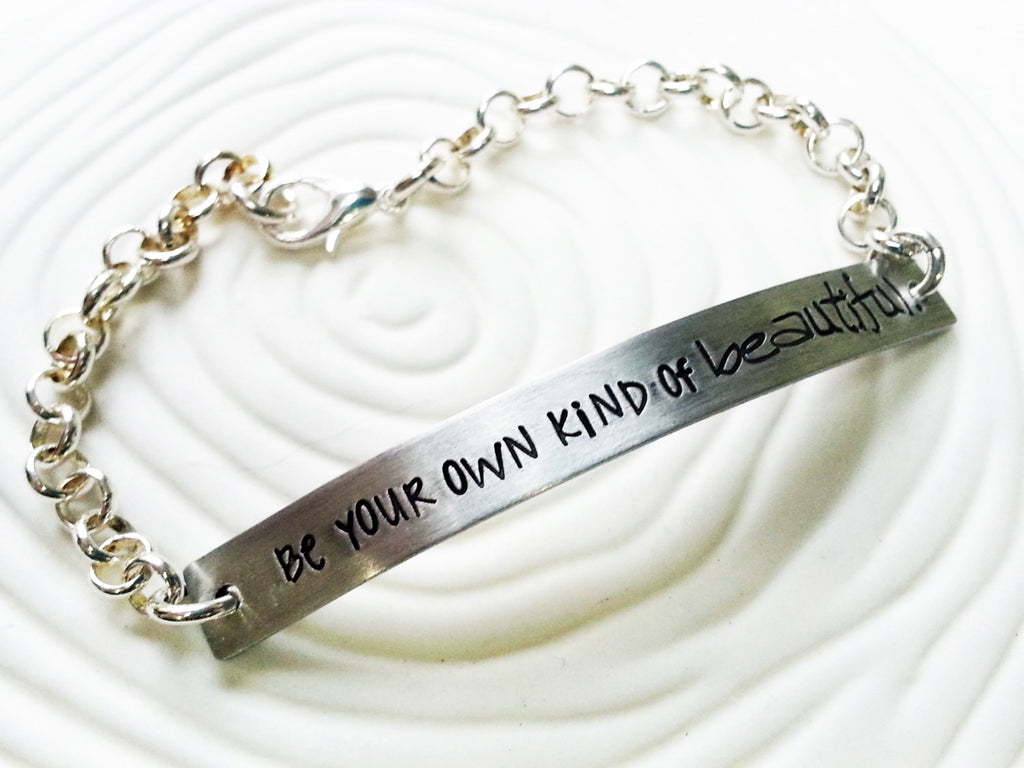 aeproduct trendy bracelet message quote mark life inspirational product twain love forgiveness on getsubject