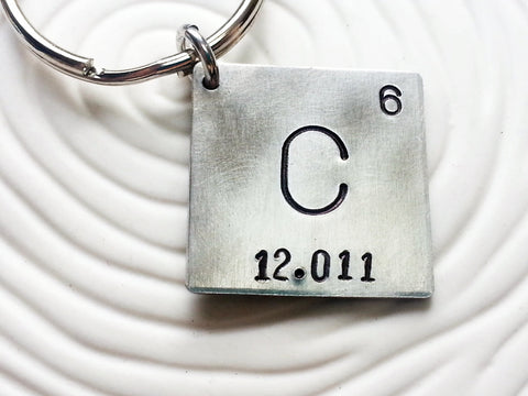 Element Keychain | Choose Your Element