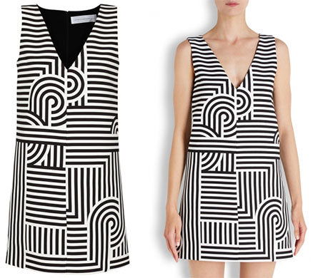 Dress Prints and patterns black and white