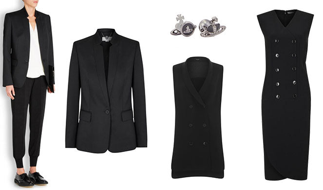 6 Fashion Tips For A Powerful Look - A Masculine Feel Womens Clothing