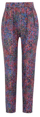 Mih Jeans - Dapply Printed Twill Trousers