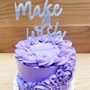 Load image into Gallery viewer, Floral Cake