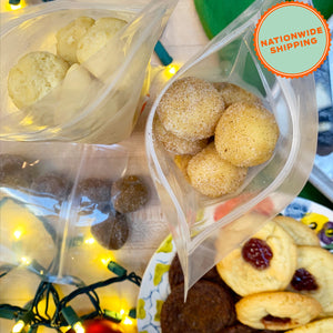 Bake at Home Christmas Cookie Collection