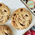 Bake at Home Chocolate Chip Cookies, 2 Pack