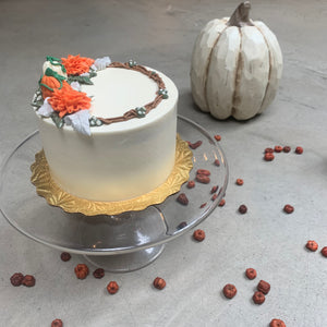 Load image into Gallery viewer, Pumpkin Patch Cake