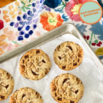 Bake at Home Mini Chocolate Chip Cookies, 3 Pack
