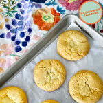 Bake at Home Mini Lemon Cookies, 3 Pack