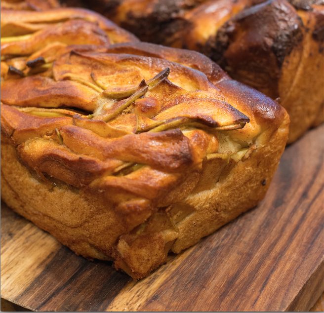 Apple Babka, Loaf