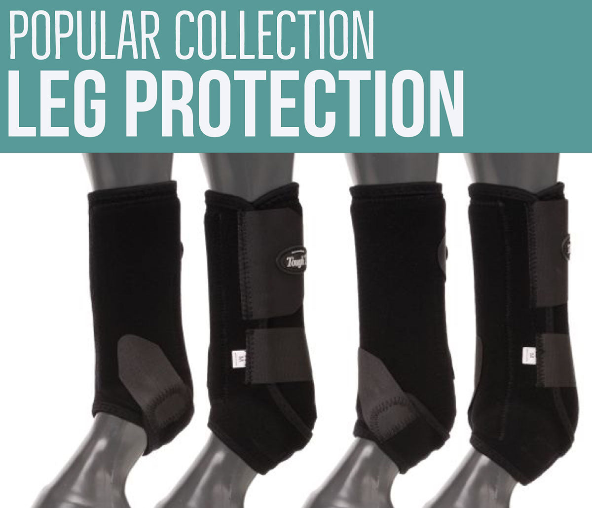 Draft Warmblood Horse Leg Protection Boots