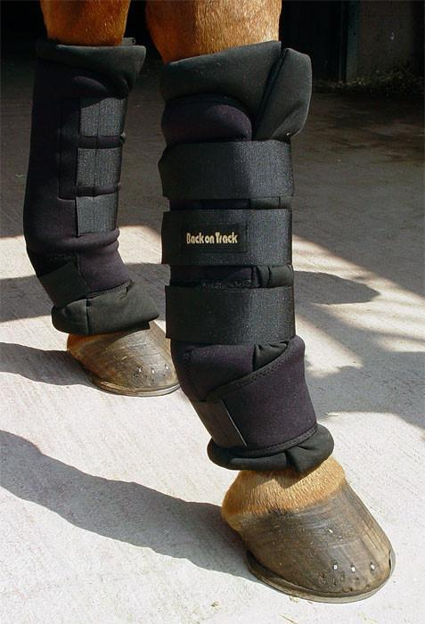 Back on Track Horse - Quick Wraps, Leg Protection - Warmblood Tack Store