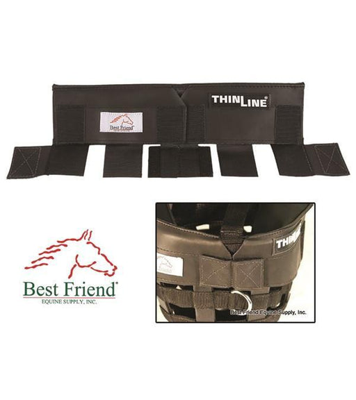 Best Friend Muzzle Buffer, Horse Muzzle - Warmblood Tack Store