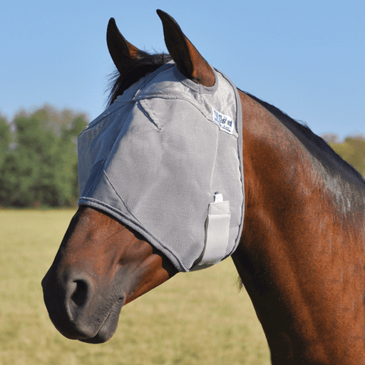 Cashel Crusader Standard Fly Mask, Fly Protection - Warmblood Tack Store