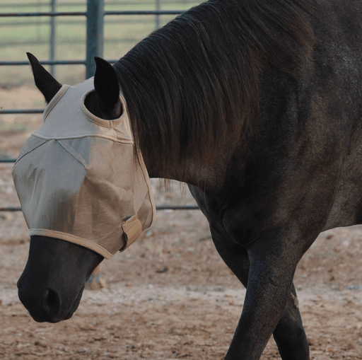 Cashel Econo Standard Fly Mask, Fly Protection - Warmblood Tack Store