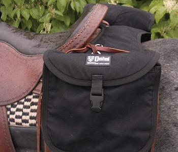 Standard Rear Saddle Bag, Saddle Bag - Warmblood Tack Store