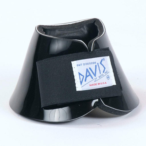 Davis No-Turn Bell Boot, Leg Protection - Warmblood Tack Store