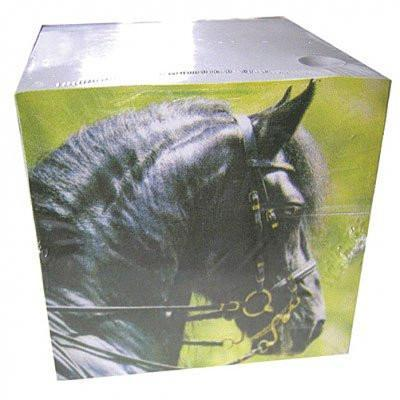 Frieisan Block Note Pad, Notepad - Warmblood Tack Store
