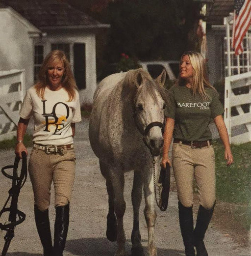 BARN STAFF - TEE SHIRT, Rider Tops - Warmblood Tack Store