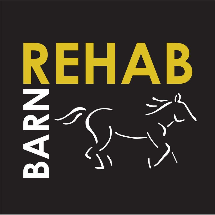 REHAB BARN - TEE SHIRT, Rider Tops - Warmblood Tack Store