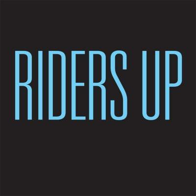 RIDERS UP - TEE SHIRT, Rider Tops - Warmblood Tack Store