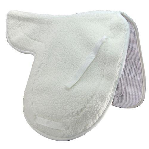 Comfort Plus Fleece Nonslip Dressage Saddle Pad, Saddle Pad - Warmblood Tack Store