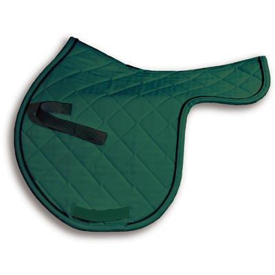 CUSTOMIZABLE!! High Point Fitted Jumper Saddle Pad, Saddle Pad - Warmblood Tack Store