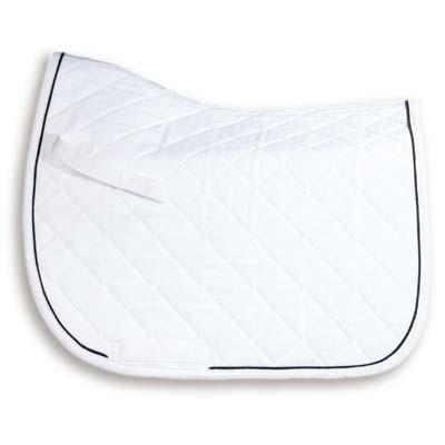 CUSTOMIZABLE!! High Point Square Dressage (TB size) Saddle Pad, Saddle Pad - Warmblood Tack Store