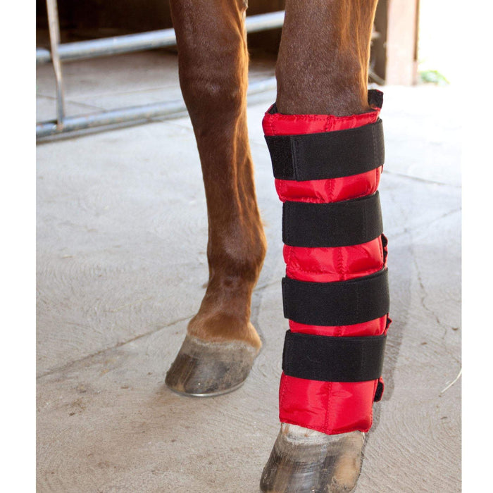 Dura-Tech Cooling Gel Leg Hock Wrap, Leg Protection - Warmblood Tack Store