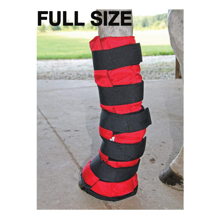 Dura-Tech Cooling Gel Leg & Hoof Wrap, Leg Protection - Warmblood Tack Store