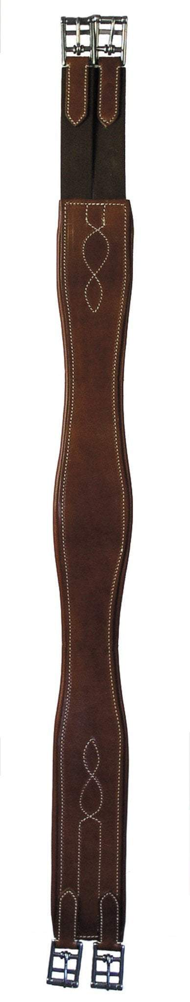 Elite Overlay Leather Girth, Girth/Cinch - Warmblood Tack Store