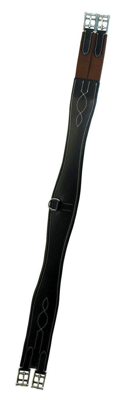 Signature Fancy Stitched Girth, Girth/Cinch - Warmblood Tack Store