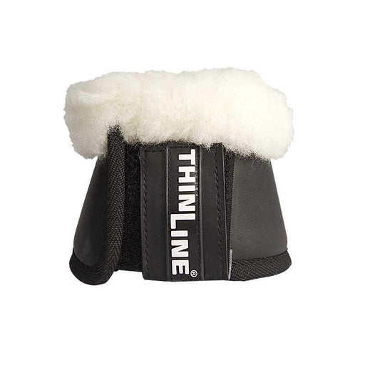 ThinLine Sheepskin Trim Bell Boot