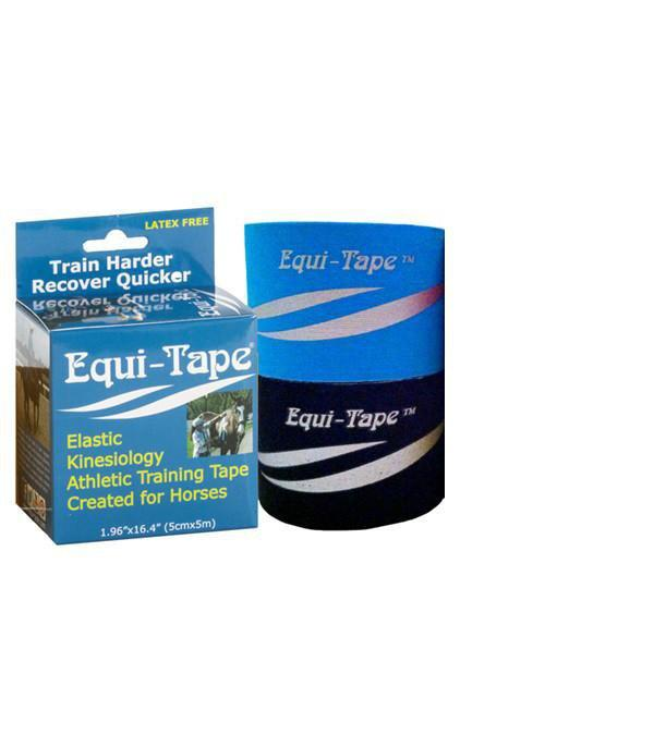 Equi-Tape - Original Kinesiology Horse Tape, First Aid, Liniments & Rubs - Warmblood Tack Store