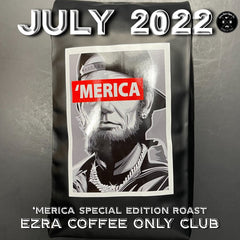 Ezra Zion Coffee