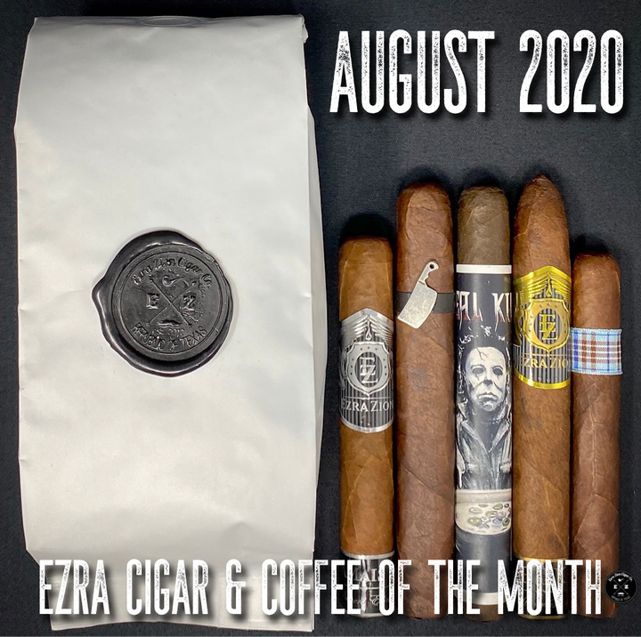 Ezra Cigar & Coffee of the Month Club