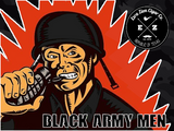 Black Army Men