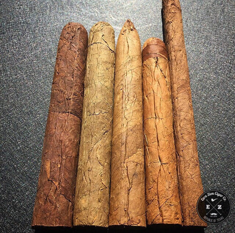 Cigars In The Raw